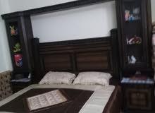 غرفة نوم للبيع مفصلة تفصيل مش تجاري