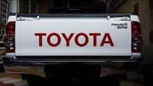 Manual Used Toyota Hilux