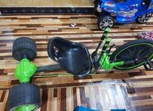 دراجة هوائيه للبيع استخدام قليل