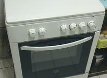 Cooking Range 4 Burner and Gas ovan for sale