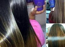معالج الشعر