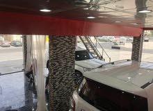 مغسلة سيارات معروفه وقديمه للبيع بكامل معداتها