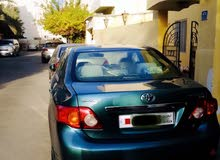 Bahraini Lady teacher driven Corolla Single Use for Urgent Sale