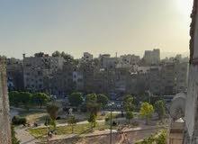 للبيع شقتين فوق بعضهم دمشق الزاهرة الجديدة حي الزهور إطلالة على الحديقة