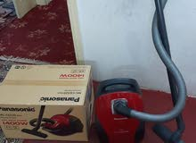 1400W Panasonic vacuum cleaner
