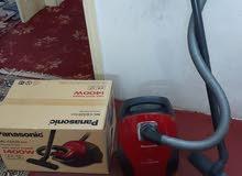 1400W Panasonic vacuum cleaner