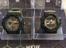 تشكيله جديده ساعات G -SHOCK بلوان مختلفه بسعار مغريه ( عرض خاص على الساعتين )