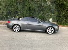 GCC clean BMW 650i V8 Convertible