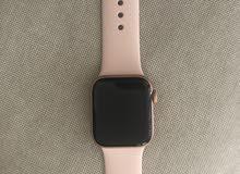 ساعة ابل روز قولد الاصدار الخامس مقاس 40 - apple watch rose gold 40mm series 5