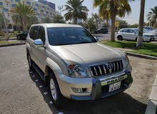 Lady driven Toyota Prado GX for sale
