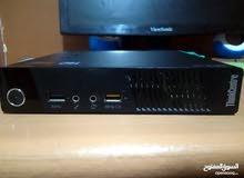 جهاز كمبيوتر صغير من شركة lenovo
