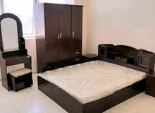 Queen Size Complete Bedroom Set(Free Home Delivery/Installation)0523419219
