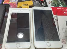 iphone6-64gb & iphone7+-128gb are available