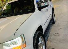 للبيع تاهو ابيض LTZ 2012 رقم اربيل
