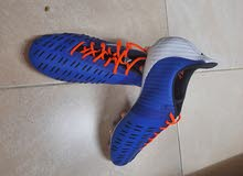 حذائين اديداس قياس 44 و 46