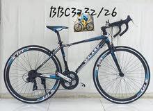 دراجة رود للمسافات مقاس26 من شركة GALAXY