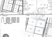 للبيع ارض سكنية عرضيه في الخوض الخامسة حي الكوثر