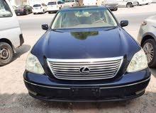 Lexus ls430 MODEL 2006