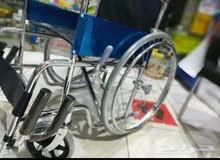 2 كرسي متحرك لكبار السن والمرضى للبيع
