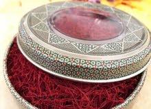 الزعفران الفاخر للبيع - Luxury saffron for sale