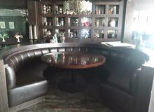 للإيجار مطعم مجهز بالكامل - موقع متميز بالقرب من الكورنيش أبوظبي - وبجوار مركز التجارة العالمي