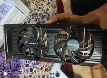 مراوس فقط كارت PNY GTX1060 6GB مراوس مع RX580