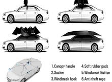 Tent for car electric remote