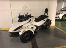 Can am spyder RS SE5 (Semi Automatic ) 2011