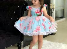 فستان اطفال