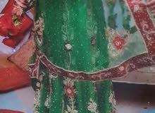 لبسه هنديه جميله للبيع