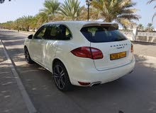 Gasoline Fuel/Power   Porsche Cayenne S 2011