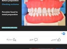 مطلوب أطباء دو خبره للعمل في العيادة أسنان