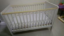 سرير بيبي لعمر خمس سنوات