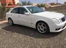 Mercedes Benz E500 2003 For sale - White color