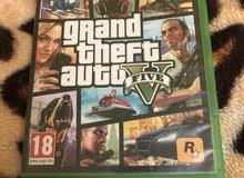 GTA V XBOX ONE للبيع