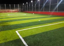 تنسيق الحداىق نجيل صناعي للملاعب والحدائق