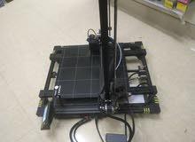 3d printer anycubic طابعة ثلاثية الابعاد شبه جديدة