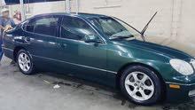 Available for sale! 1 - 9,999 km mileage Lexus GS 1999