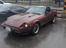 نيسان 280 zx  تيربو  1981