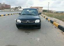 Nissan Micra car is available for sale, the car is in Used condition
