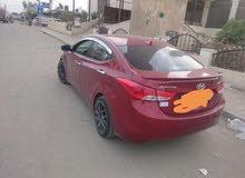 Hyundai Avante in Irbid for rent