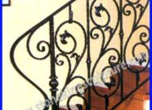 لتميز عنوان تفصيل كافة أعمال الحديد والديكور على طريقه الروبية رونق مختلف