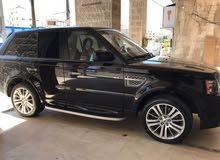 Black Land Rover Range Rover Sport 2011 for sale