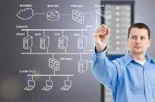 مستشار تقنية وأمن معلومات .IT & information security Consultant