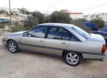Gasoline Fuel/Power   Opel Omega 1987