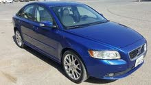 Volvo S40 2008 For sale - Blue color