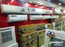 صيانة وتركيب مكيفات منزلية وصيانة مكيفات السيارات وتعبئة الغاز بأسعار مناسبة