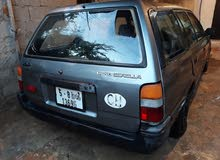 1989 Used Corolla with Manual transmission is available for sale