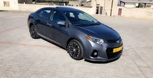 2014 Used Corolla with Automatic transmission is available for sale