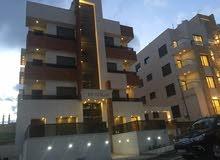 شقة للبيع في الجبيهة حي الديوان خلف مسجد زمزم بعد 200 م قرب الخدمات